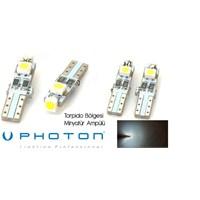 Photon T5 Tip TORPİDO BÖLGESİ 3 Smd BEYAZ Ledli Ampül 85d7003
