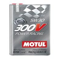 MOTUL 300V Power Racing 5W30 Tam Sentetik Motor Yarış Yağı 3367a 2 LT