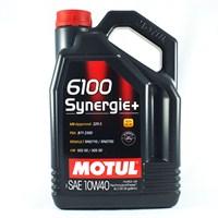 Motul 6100 Synergie+ 10W40 Ultra Performance Motor Yağı 3386a