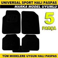 Otocontrol Sport Universal Halı Paspas Siyah 5 Parça 40015