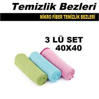 Otocontrol Microfiber Temizlik Bezi 3 Adet 30cmx30cm 39238