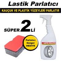 Otocontrol Lastik Ve Plastik Yüzey Parlatıcı 500 ML 40032