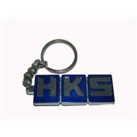 Z tech Metal HKS Mavi Anahtarlık