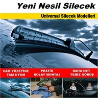 Silecek Süpürgesi Universal Muz Tip 450 mm 39399