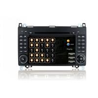 """Navimex MERCEDES B Class NAV9906HD 7"""" Dokunmatik HD Ekranlı TV'li-Navigasyonlu Multimedya sistem"""