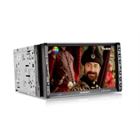 "Jameson Js-944 7"" Universal Double Dın Multimedya Sistemi (Bluetooth Gps Tv Sd Mmc Usb Hd Panel)"