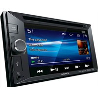 "Sony XAV-65 In-Dash 6.2"" DVD/MP3/USB SD Card Slot & Aux-In"