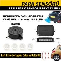 Sesli Park Sensörü Beyaz Lens 21 mm 41201