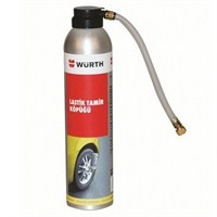 Würth Lastik Tamir Edici-Şişirici Sprey, Lastik Tamirine Son!!! 300 Ml. Made in Germany 04893490