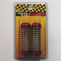 Dreamcar Kafalık Yayı Uzun Krom-Kırmızı 2'li 3300812