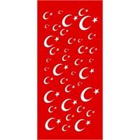 Loco Active Türk Bayraklı Boyun Bağı