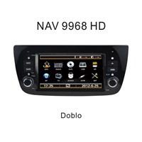 Navimex Fıat Doblo - Nav 9968 Hd Navigasyonlu Multimedya Sistemi
