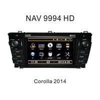 Navimex Toyota Corolla 2014 - Nav 9994 Hd Navigasyonlu Multimedya Sistemi