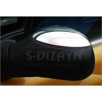 S-Dizayn Citroen C3 Ayna Kapağı 2 Prç. P.Çelik (07.2002-05.2009)