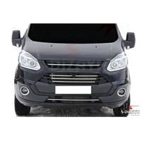 S-Dizayn Ford Tourneo Ön Panjur 5 Prç P.Çelik (2012>)