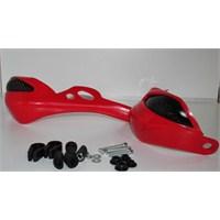 Tex 299 Plastik Elcik Koruma Kırmızı