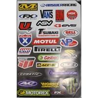 Tex 661 Marka 2 Stiker