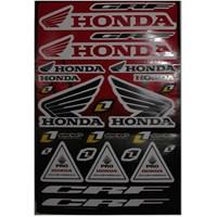 Tex 661 Honda Stiker Büyük