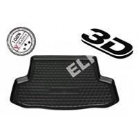 L.Locker Toyota Corolla 2013 Sonrası 3D Bagaj Havuzu