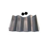 Gojo Balonlu Metalize Güneşlik Vantuzlu 70*150 cm