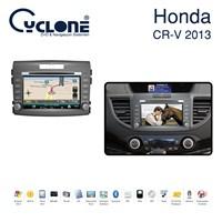 Cyclone Honda Cr-V Yeni Dvd Ve Multimedya Sistemi (Orj. Anten ve Kamera Hediyeli)