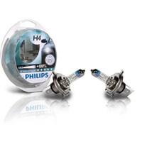 Philips H4 XTREME VISION UZUN/KISA % 100 Daha Fazla Işık 85b12342xv
