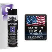 Sprayway Araç Kliması Temizleme Dezenfekte İlacı 090296