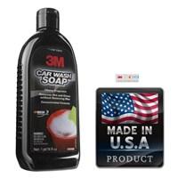3M™ SU TUTMAYAN Oto Yıkama Sıvı Sabunu 39000