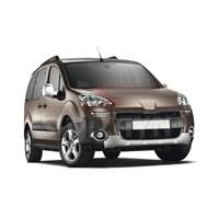 S-Dizayn Peugeot Partner Tepe 2012> Model Ve Üzeri Ayna Kapağı 2 Prç. Abs Krom