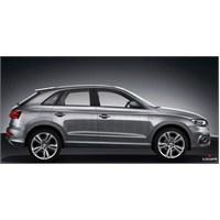 S-Dizayn Audi Q3 Kapı Koruma Çıtası Krom P.Çelik + Abs Plastik 8 Prç.