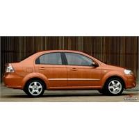 S-Dizayn Chevrolet Aveo Sd 2006-2012 Arası Kapı Koruma Çıtası Krom P.Çelik + Abs Plastik 8 Prç.