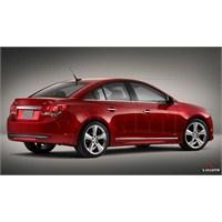 S-Dizayn Chevrolet Cruze Sd Kapı Koruma Çıtası Krom P.Çelik + Abs Plastik 8 Prç.