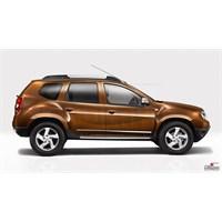 S-Dizayn Dacia Duster Kapı Koruma Çıtası Krom P.Çelik + Abs Plastik 8 Prç.