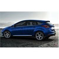 S-Dizayn Ford Focus 3 Hb 2011 Üzeri Kapı Koruma Çıtası Krom P.Çelik + Abs Plastik 8 Prç.