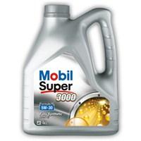 Mobil Super Fe 5W/30 Benzin ve Dizel Motor Yağı 4 Litre ( Üretim Yılı : 2017)