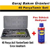 Çantalı Cırcırlı Lokma Seti 40 Parça 42447