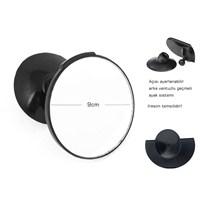 ModaCar Vantuzlu İç Yardımcı Ayna 048802