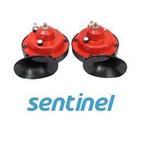 SENTINEL Da-Dat Sesli İNCE/KALIN Korna Set 998702