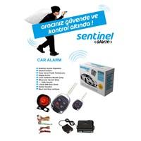 Sentinel Oto Alarm Seti ANAHTAR UYUMLU 998728
