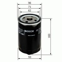Bosch - Yağ Filtresi Vw Transporter T4 2.5 Tdi - Bsc 0 451 203 087