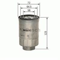 Bosch - Yakıt Filtresi Toyota Corolla Yarıs D4d 1457434440 İle Aynı - Bsc 0 986 Tf0 166