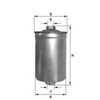 Bosch - Yakıt Filtresi - Bsc 0 450 905 066