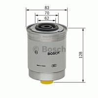 Bosch - Yakıt Filtresi Citroen Ax,Nissan Mic,Peugeot 106, - Bsc 1 457 434 283