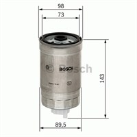 Bosch - Yakıt Filtresi Kutusu (Mitsubishi Canter) - Bsc 1 457 434 459