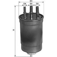 Bosch - Yakıt Filtresi Dacıa Duster Sandero Logan 1.5Dcı - Bsc F 026 402 075