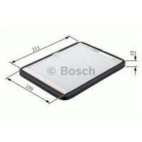 Bosch - Polen Filtresi (Cıtroen: Berlıngo 1.1I) - Bsc 0 986 Tf0 110