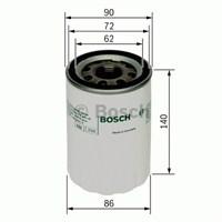 Bosch - Yağ Filtresi (Seat Cordoba [6K2/C2] 1.9 Tdı) - Bsc 0 451 103 347