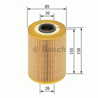 Bosch - Yağ Filtresi (Bmw 3 Serısı [E36 Kasa]) - Bsc 1 457 429 123