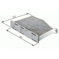 Bosch - Polen Filtresi Aktif Karbon (Fıat Doblo Cargo 1.3 Jtd [223..] (10.2005- ) [199 A 2.000]) - Bsc 1 987 432 365