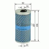 Bosch - Yağ Filtresi (Mb Unımog) - Bsc 1 457 429 265